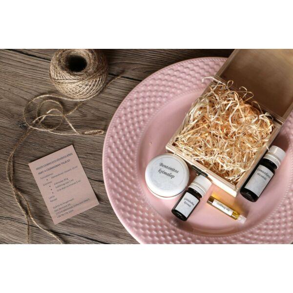 Kozmetikai csomag vízhiányos bőrre - kicsi
